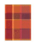 """Mille Wax Ketchup Kitchen Towel 22""""x30"""", 100% Cotton"""