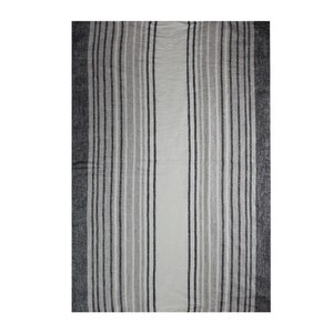 Paseo Anthracite Kitchen Towel, 100% Linen