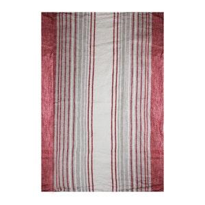 Paseo Terracotta Kitchen Towel, 100% Linen