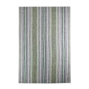 Sombrilla Olive Kitchen Towel, 100% Linen