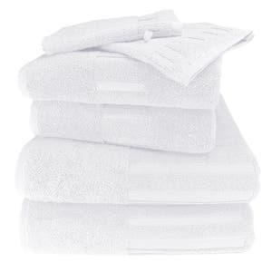 Hammam Blanc Towel Image
