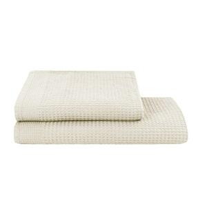 Plaisance Blanc Casse Towel Image
